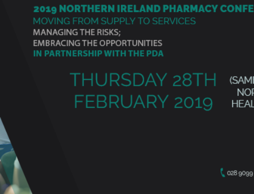 Agenda Announced for 2019 Northern Ireland Pharmacy Conference